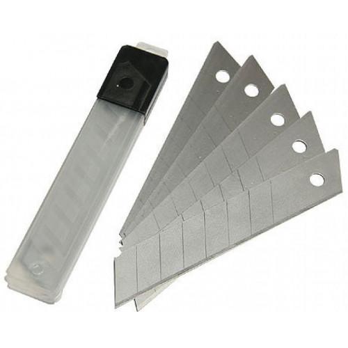 Лезвия запасные для ножа 18мм