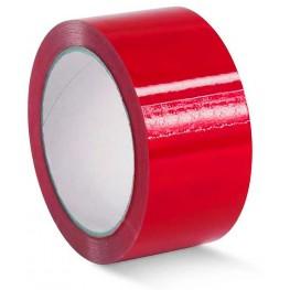Клейкая лента 48*60/45мкм Красный