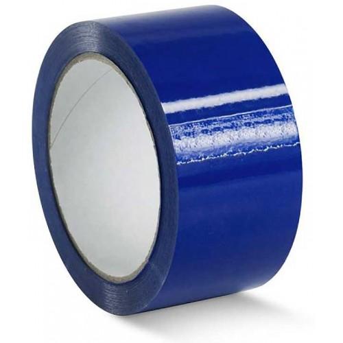 Клейкая лента 48*60/45мкм Синий