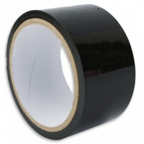 Клейкая лента 48*60/45мкм Черный