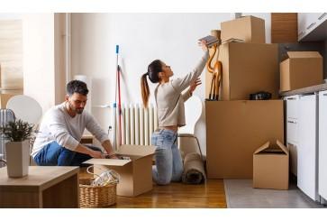 Как и чем упаковать вещи при переезде?