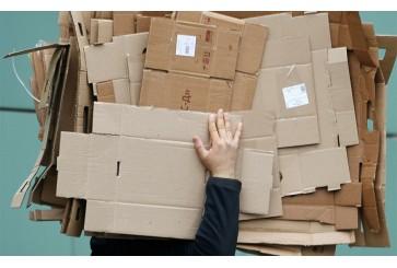 Как правильно утилизировать картонные коробки